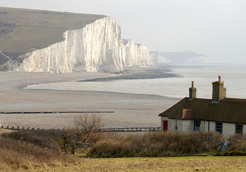 Cottages by the sea - Seven Sisters
