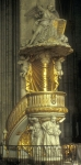 Pulpit - Amiens Cathedral