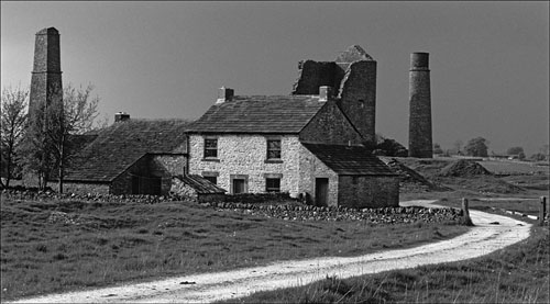 The Old Magpie Mine