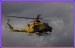 Westlanf Lynx - Search and Rescue Helicopter