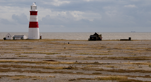 Lighthouse Orford Ness