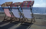 Three Chairs for the British seaside
